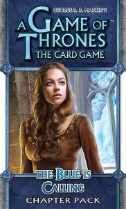 A Game of Thrones: The Card Game – The Blue Is Calling