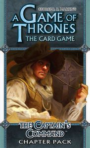 A Game of Thrones: The Card Game – The Captain's Command