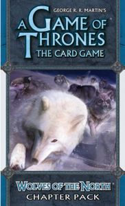 A Game of Thrones: The Card Game – Wolves of the North