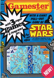 A Giant Game Sheet of Star Wars