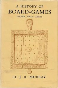A History of Board-Games Other Than Chess