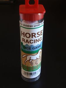 A Horse Racing Dice Game