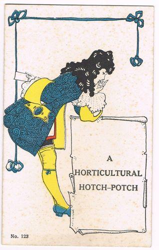 A Horticultural Hotch-Potch