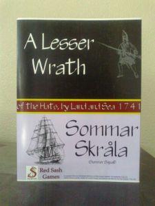 A Lesser Wrath/Sommar Skrala