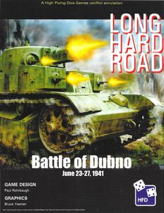 A Long, Hard Road: The Battle of Dubno, June 23-27, 1941