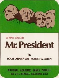 A Man Called Mr. President