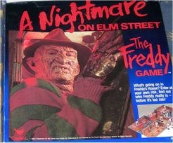 A Nightmare On Elm Street: The Freddy Game