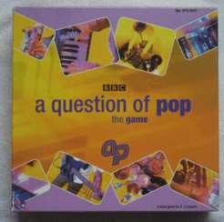A Question of Pop
