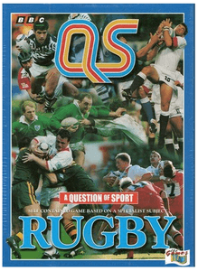 A Question of Sport: Rugby