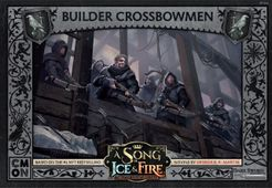 A Song of Ice & Fire: Tabletop Miniatures Game – Builder Crossbowmen