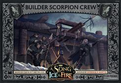 A Song of Ice & Fire: Tabletop Miniatures Game – Builder Scorpion Crew