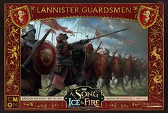 A Song of Ice & Fire: Tabletop Miniatures Game – Lannister Guardsmen