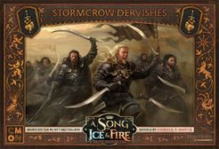 A Song of Ice & Fire: Tabletop Miniatures Game – Stormcrow Dervishes