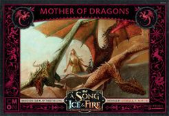 A Song of Ice & Fire: Tabletop Miniatures Game – Targaryen Mother of Dragons