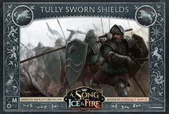 A Song of Ice & Fire: Tabletop Miniatures Game – Tully Sworn Shields