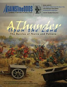 A Thunder Upon the Land: The Battles of Narva and Poltava
