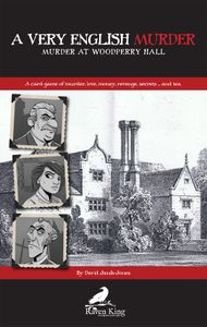 A Very English Murder: Murder at Woodperry Hall
