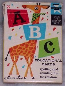 A.B.C. Educational Cards