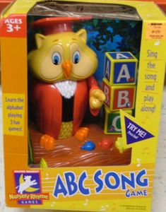 ABC Song Game