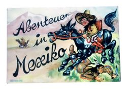 Abenteuer in Mexiko