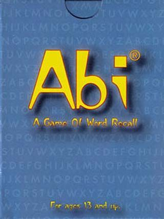 Abi: A Game of Word Recall