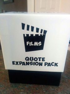 Accentuate Quotes Expansion: Films