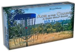 Ace in the Chains: A Disc Golf Game