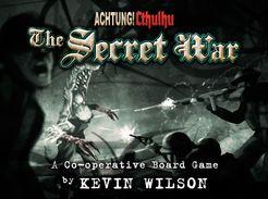 Achtung! Cthulhu: The Secret War