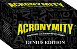 Acronymity: Genius Edition Expansion
