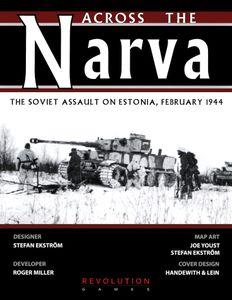 Across The Narva: The Soviet Assault on Estonia, February 1944