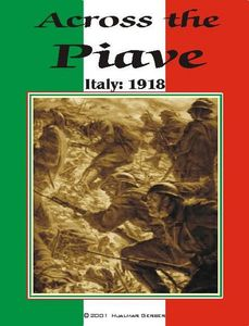 Across the Piave: Italy 1918