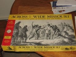 Across the Wide Missouri-An adventure game of mountain men and Indians