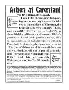 Action at Carentan!