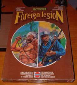 Action Foreign Legion
