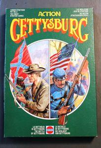 Action Gettysburg