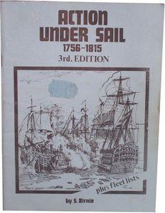 Action Under Sail 1756-1815