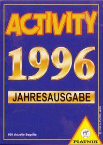 Activity 1996