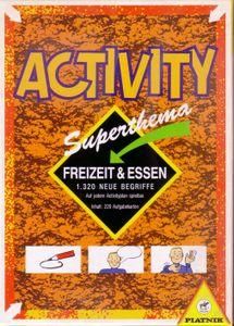 Activity Superthema Freizeit und Essen