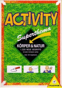 Activity Superthema Körper & Natur