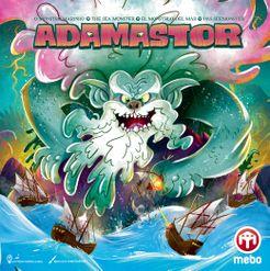 Adamastor: The Sea Monster