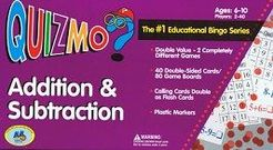 Addition and Subtraction Quizmo