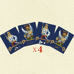 Admiral: Captain's Cards