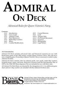 Admiral On Deck