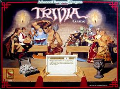 Advanced Dungeons & Dragons Trivia Game