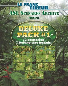 Advanced Squad Leader: Deluxe Pack 1