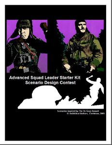 Advanced Squad Leader Starter Kit Scenario Design Contest