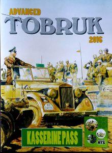 Advanced Tobruk 2016: Expansion 3 – Kasserine Pass