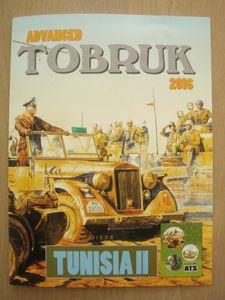 Advanced Tobruk 2016: Expansion 6 – Tunisia II