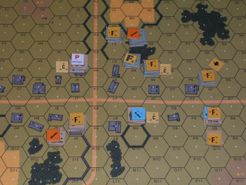 Advanced Tobruk System Basic Game I: Infantry