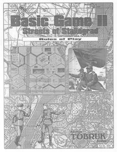 Advanced Tobruk System Basic Game II: Streets of Stalingrad